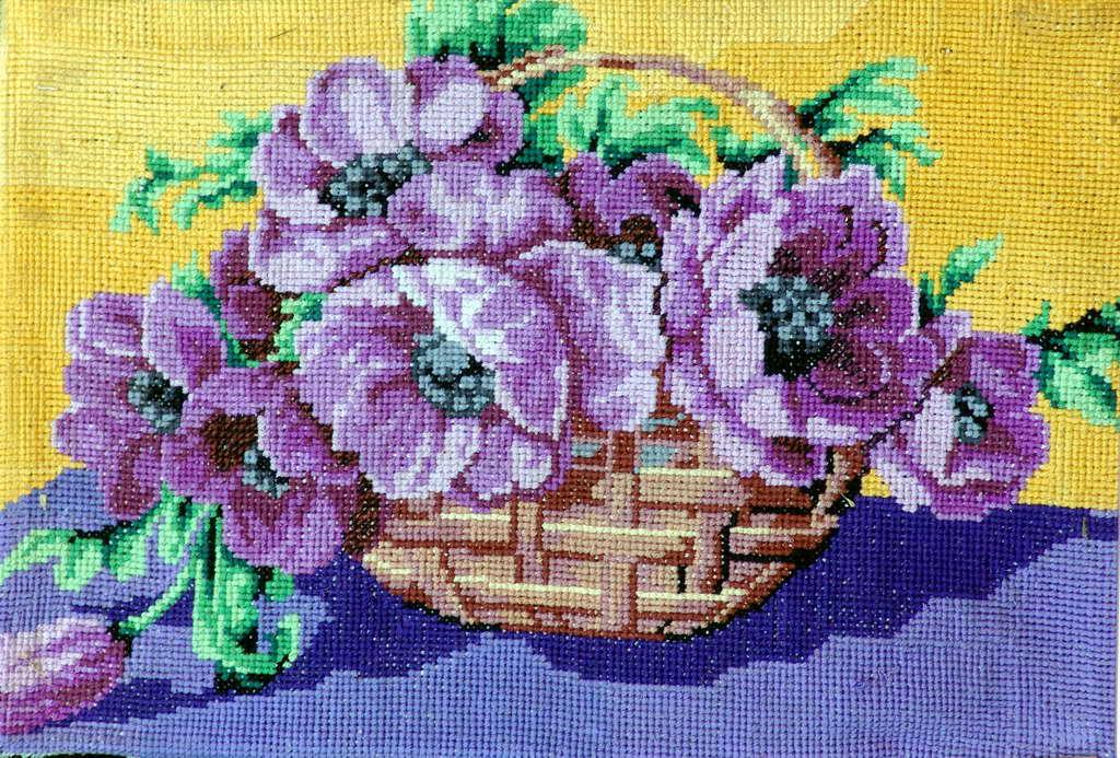 Вышивка крестиком красивая фото